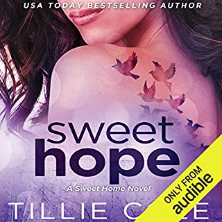 Sweet Hope audiobook cover art