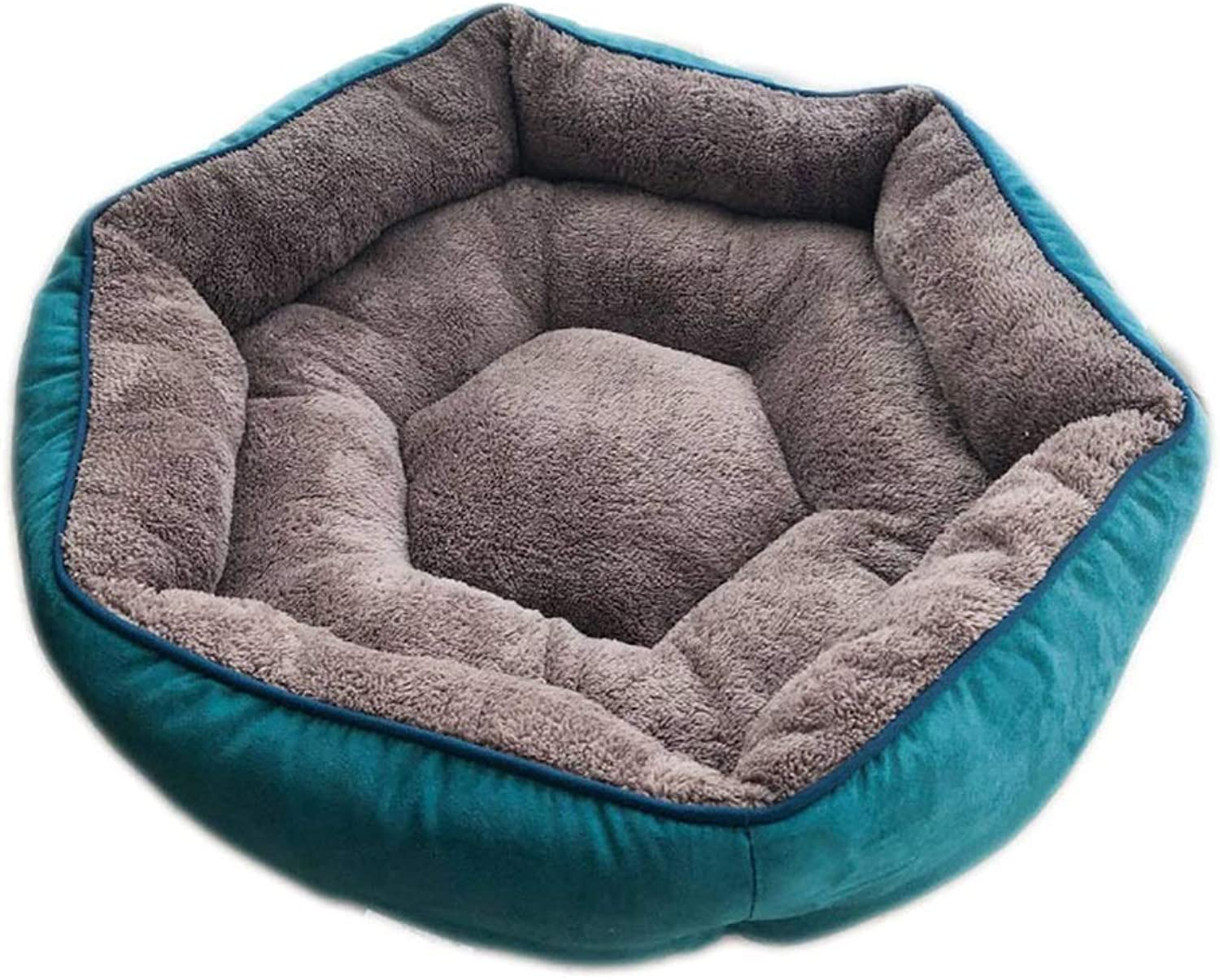 LHY Warm Doghouse, With Pillow Blanket Snd Bed Washable Four Seasons For Small Medium Dogs, Dog House, Dog Bed