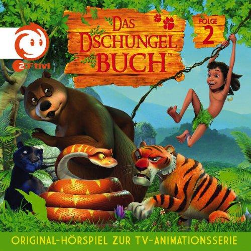 02: Das Dschungelbuch-Orig.Hörspiel zur TV-Serie