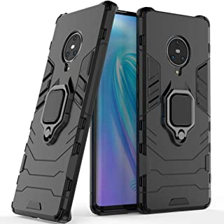 vivo NEX 3S 5G Case, vivo NEX 3S 5G Stand Case, vivo NEX 3S 5G Ring Holder Case, Finger Loop Case with 360 Degree Rotatory...