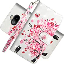 EMAXELER Sony XA3 Ultra Case Cover 3D Full Stylish Case Colour Embossing Kickstand Credit Cards Slot PU Leather Flip Wallet with Stand for Sony XA3 Ultra YX 3D: Tree Cat