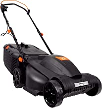 DELTAFOX Elektrische grasmaaier - 1500 W - 37 cm maaibreedte - 35 l grasopvangbak - mulchfunctie - maaihoogte 6-voudig 25-...