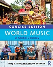 Best world music a global journey concise edition Reviews