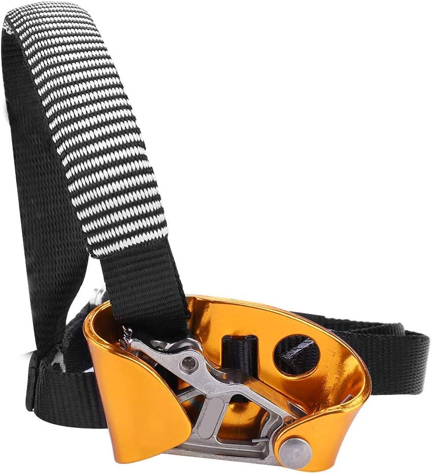 unisex Ponacat Left Right Foot Special price Ascender Mountaineer Riser Rock Climbing