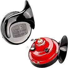 $22 » ValueVinylArt 300 DB Super Loud Train Horn, 12v Electric Waterproof Double Horn Air Speakers for Trucks, Cars, Motorcycle,...
