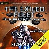 Exiled Fleet: Publisher's Pack 2: Exiled Fleet, Book 3-4