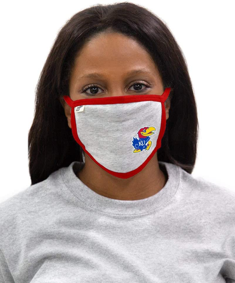 Blue 84 NCAA Face Covering 2 Pack