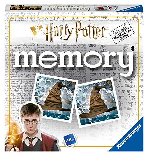 Ravensburger UK 20560 Ravensburger Harry Potter Mini Memory Game,