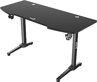 Aerocool ACD2, Gaming Table, Steel Structure, Floor Mat, 75 x 140 x 60 cm