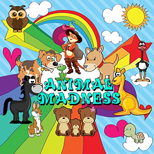 Animal Madness cover art