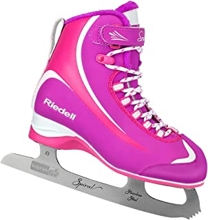 Riedell Skates - 615 Soar Jr - Youth Soft Beginner Figure Ice Skates