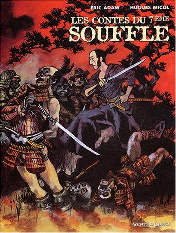 Les Contes du Septième Souffle - Coffret tomes 01 à 03