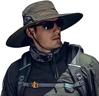 Cooltto - Sombreros para Hombre y Mujer con protección UV UPF 50+, ala Ancha, Impermeables, Transpirables para Ciclismo, P...