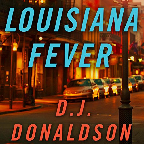 Louisiana Fever audiobook cover art