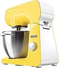 Sencor Food Processor, 4.5 Liters Steel Bowl with Handle, 1000 Watts, Yellow, STM-46YL