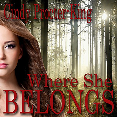 Where She Belongs audiobook cover art