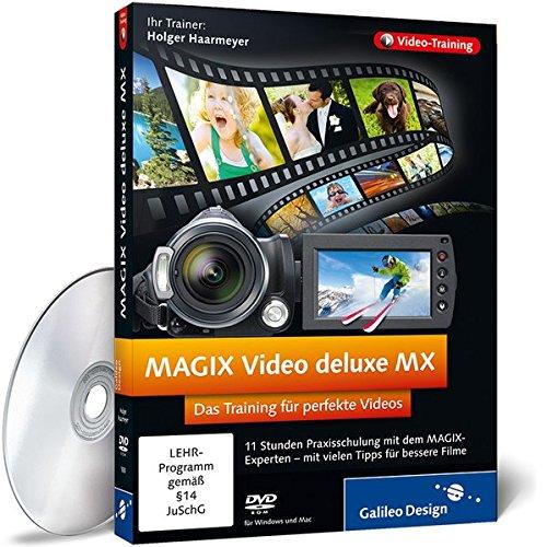 MAGIX Video deluxe MX: Das Training für perfekte Videos