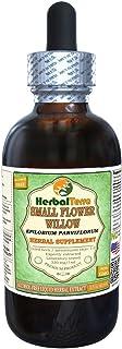 Sponsored Ad - Small Flower Willow (Epilobium parviflorum) Glycerite, Dried Herb Alcohol-Free Liquid Extract 2 oz