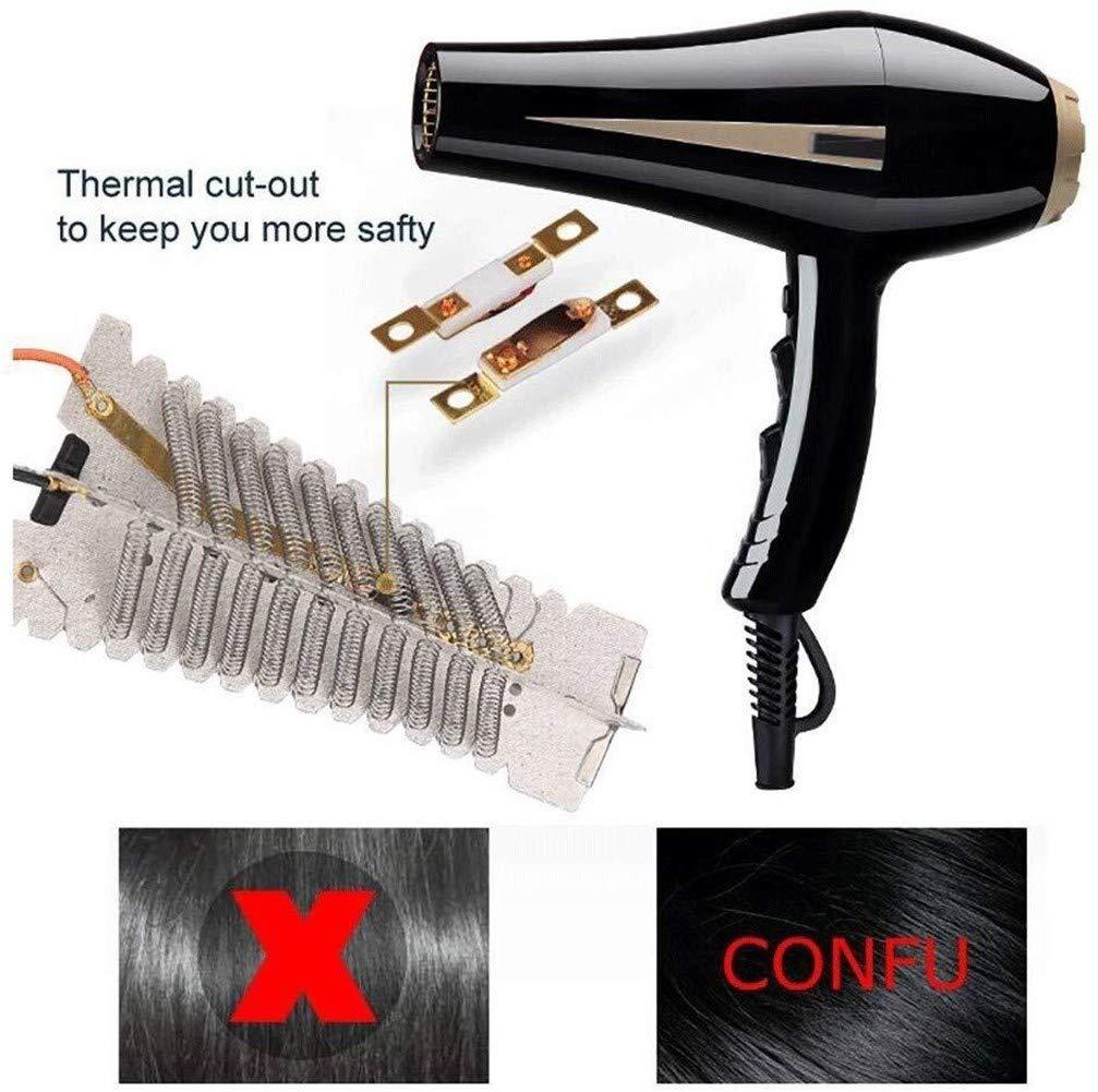 Wuyeti sopladores de Aire Caliente secador de Pelo