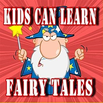 Kids Can Learn Fairy Tales