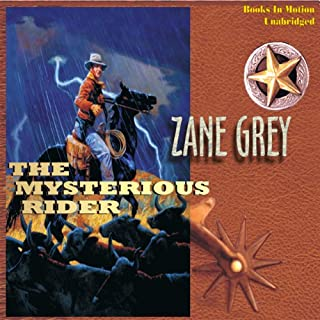 The Mysterious Rider cover art