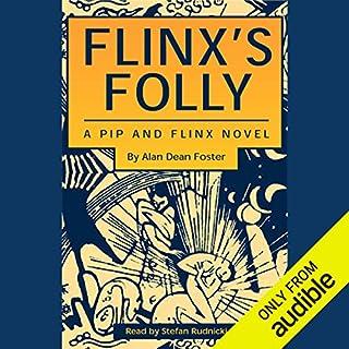 Flinx's Folly audiobook cover art