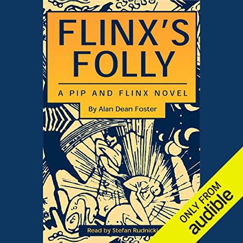 Flinx's Folly audiobook cover art