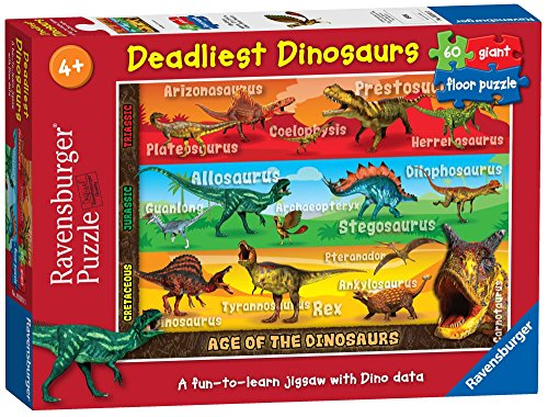 Ravensburger - Dinosaurios