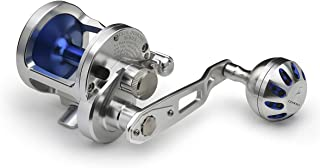 GOMEXUS TX15 Jigging Reel Saltwater 5.0:1 Lever Drag Left and Right Hand Conventional Reel Smooth Solid