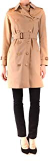 BURBERRY Luxury Fashion Womens MCBI38692 Beige Trench Coat | Season Outlet