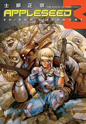 Appleseed, Book 3: The Scales of Prometheus by Masamune, Shirow (2008) Paperback