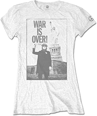 John Lennon Liberty T-Shirt Femme