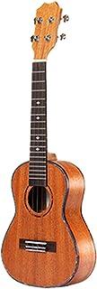 1個 21インチ ウクレレ ソプラノ ギター クラシックなスタイル 上品なマホガニー材 ユニバーサル 再生して歌う 初心者 リトルギター 大人の学生