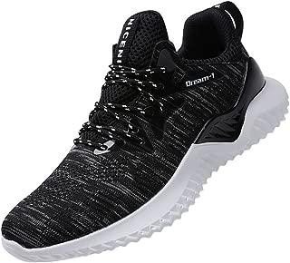 STQ Men's Cross Trainer Shoes Lightweight Sport Walking Sneakers