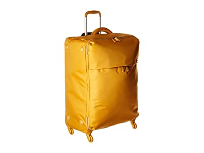 Lipault Paris Original Plume 28 Spinner (Mustard) Luggage