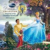 Thomas Kinkade - The Disney Dreams Collection 2014 Mini Wall Calendar - Andrews McMeel Publishing - 06/08/2013