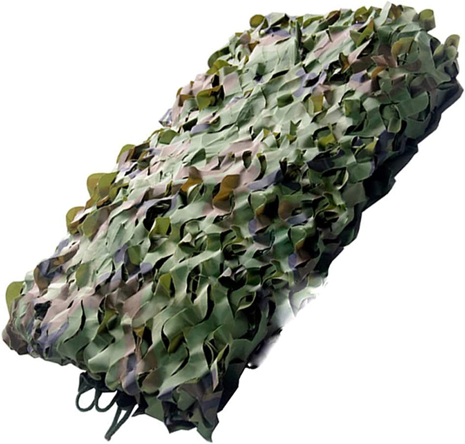 Forest Mode Camouflage Net 210D Polyester Oxford Cloth Shade Net Hidden Tent Camping Cover Decorative Camouflage Net MultiSize Optional
