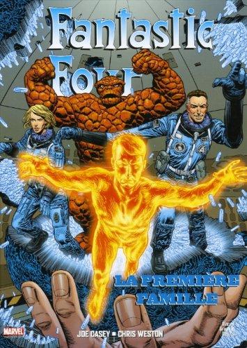 Fantastic Four La Premiere Famille