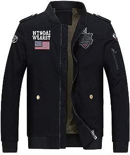 Men's Casual Wear Cotton Lightweight Jacket