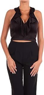 alice + olivia Luxury Fashion Womens CG902205001A001 Black Top   Season Outlet