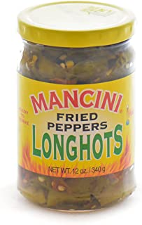 Mancini Fried Long Hot Peppers