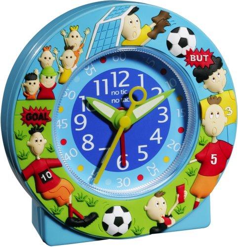 Baby Watch reveilfoot - Reloj de mujer de cuarzo con correa de plástico rosa - sumergible a 30 metros