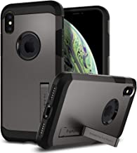 Spigen Tough Armor Designed for Apple iPhone Xs Case (2018) / Designed for Apple iPhone X Case (2017) - Gunmetal