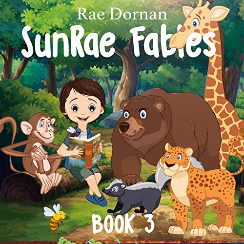 SunRae Fables, Book 3 audiobook cover art