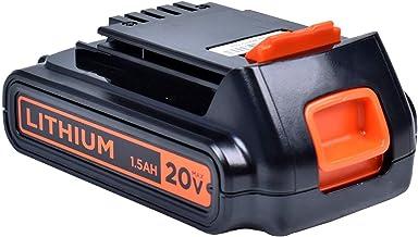 BLACK+DECKER Bateria de Lítio Ion 20v Max LD120BAT
