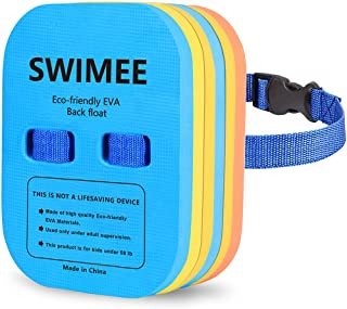 Back Float Safety Swimming Bubble with Adjustable 3...