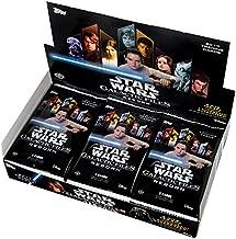 Topps Star Wars Galactic Files: Reborn Hobby Box 2017