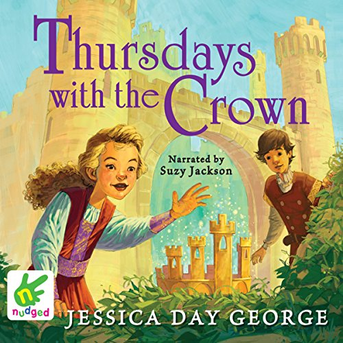 Thursdays with the Crown audiobook cover art