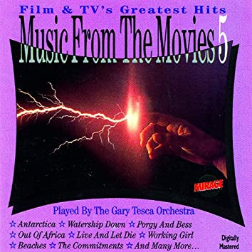 Music From The Movies Part 5 / The Instrumental Versions