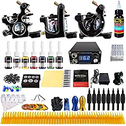 Solong Complete Tattoo Kit